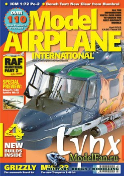 Model Airplane International №93 (April 2013)
