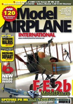 Model Airplane International №95 (June 2013)
