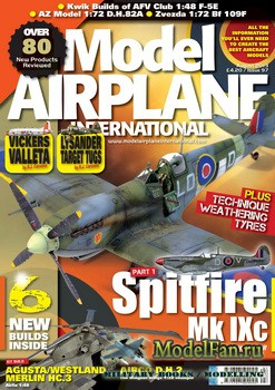 Model Airplane International №97 (August 2013)
