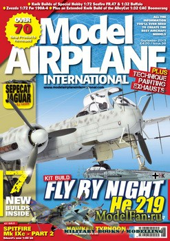 Model Airplane International №98 (September 2013)