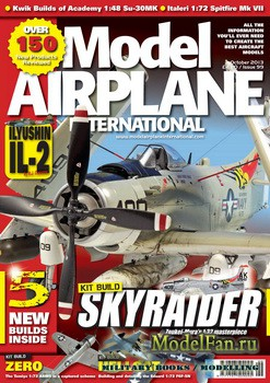 Model Airplane International №99 (October 2013)