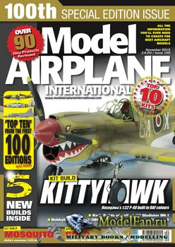 Model Airplane International №100 (November 2013)
