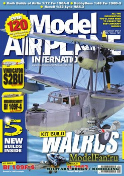 Model Airplane International №101 (December 2013)