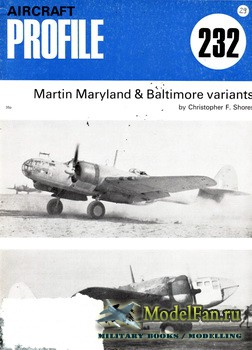 Profile Publications - Aircraft Profile №232 - Martin Maryland & Baltimore Variants