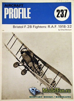 Profile Publications - Aircraft Profile №237 - Bristol F.2B Fighters: R.A.F. 1918-32