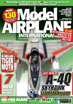 Model Airplane International №102 (January 2014)