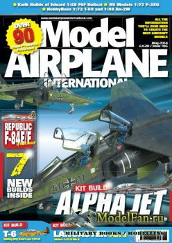 Model Airplane International №106 (May 2014)