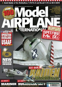 Model Airplane International №107 (June 2014)