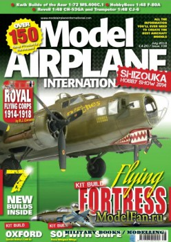 Model Airplane International №108 (July 2014)