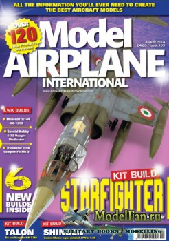 Model Airplane International №109 (August 2014)