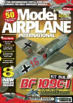 Model Airplane International №112 (November 2014)