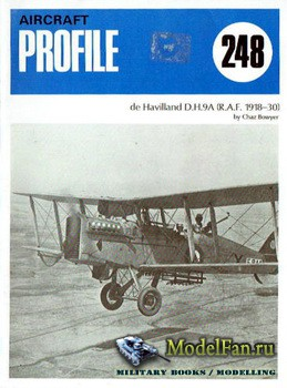 Profile Publications - Aircraft Profile №248 - de Havilland D.H.9A (R.A.F. 1918-30)