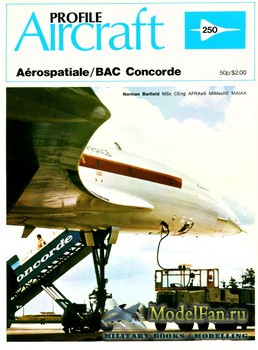 Profile Publications - Aircraft Profile №250 - Aerospatiale/BAC Concorde