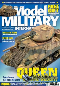 Model Military International Issue 142 (February 2018)