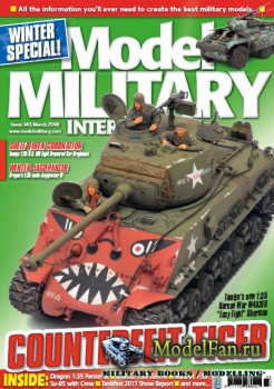 Model Military International Issue 143 (March 2018)
