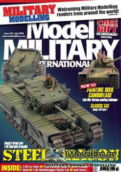 Model Military International Issue 147 (July 2018)