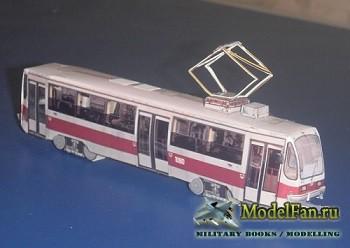 Mungojerrie - Трамвай 71-405