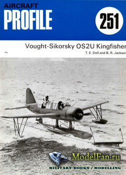 Profile Publications - Aircraft Profile №251 - Vought-Sikorsky OS2U Kingfisher