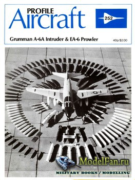 Profile Publications - Aircraft Profile №252 - Grumman A-6A Intruder & EA-6 ...