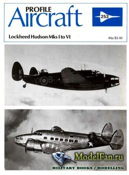 Profile Publications - Aircraft Profile №253 - Lockheed Hudson Mks I to VI