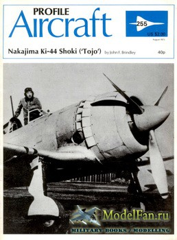 Profile Publications - Aircraft Profile №255 - Nakajima Ki-44 Shoki ('Tojo')