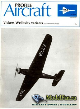 Profile Publications - Aircraft Profile №256 - Vickers Wellesley variants