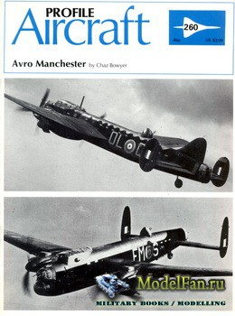 Profile Publications - Aircraft Profile №260 - Avro Manchester