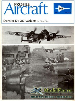 Profile Publications - Aircraft Profile №261 - Dornier Do 217 variants