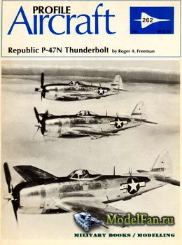 Profile Publications - Aircraft Profile №262 - Republic P-47N Thunderbolt