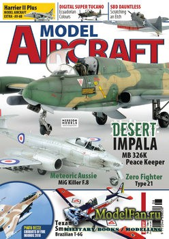 Model Aircraft August 2018 (Vol.17 Iss.08)