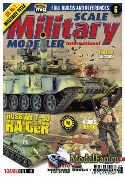Scale Military Modeller International Vol.48 Iss.669 (August 2018)