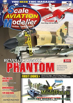 Scale Aviation Modeller International (August 2018) Vol.24 Iss.8