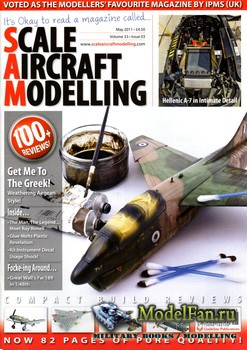 Scale Aircraft Modelling Vol.33 №02 (May 2011)