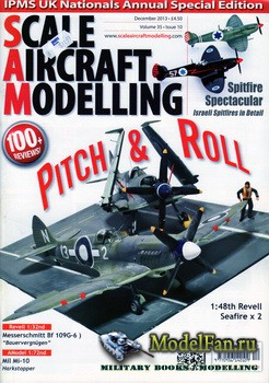 Scale Aircraft Modelling Vol.35 №10 (December 2013)