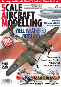 Scale Aircraft Modelling Vol.36 №07 (September 2014)