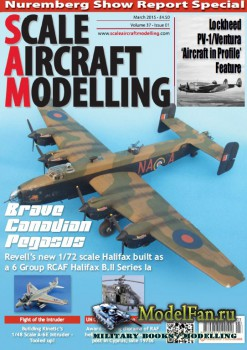 Scale Aircraft Modelling Vol.37 №01 (March 2015)