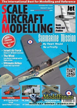 Scale Aircraft Modelling Vol.37 №10 (December 2015)