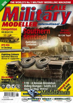 Scale Military Modeller International Vol.42 Iss.495 (June 2012)