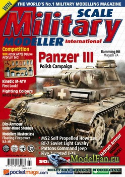 Scale Military Modeller International Vol.42 Iss.496 (July 2012)