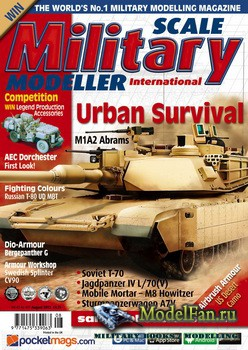 Scale Military Modeller International Vol.42 Iss.497 (August 2012)