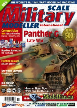 Scale Military Modeller International Vol.42 Iss.500 (November 2012)
