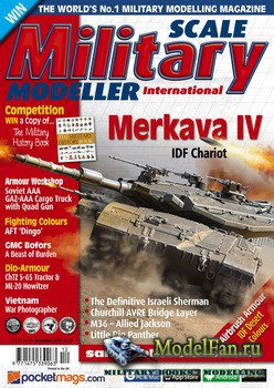 Scale Military Modeller International Vol.42 Iss.501 (December 2012)