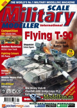 Scale Military Modeller International Vol.43 Iss.502 (January 2013)