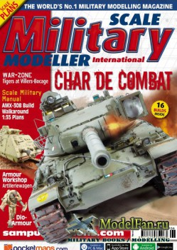 Scale Military Modeller International Vol.43 Iss.507 (June 2013)
