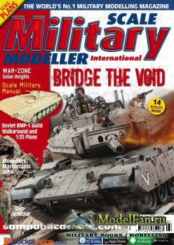 Scale Military Modeller International Vol.43 Iss.508 (July 2013)