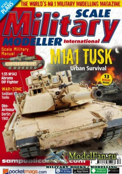 Scale Military Modeller International Vol.43 Iss.511 (October 2013)