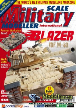 Scale Military Modeller International Vol.43 Iss.513 (December 2013)