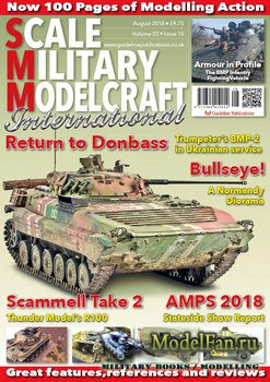 Scale Military Modelcraft International (August 2018) Vol.22 №10