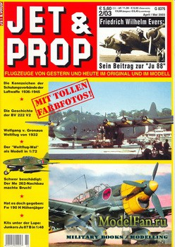 Jet & Prop 2/2003 (April/May 2003)