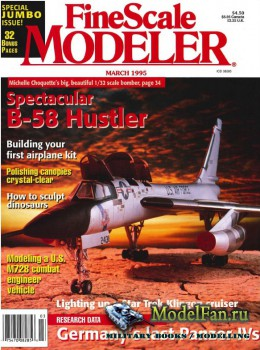 FineScale Modeler Vol.13 №3 (March 1995)